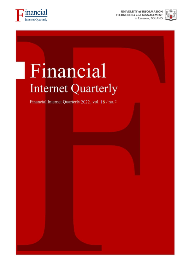 Financial Internet Quarterly